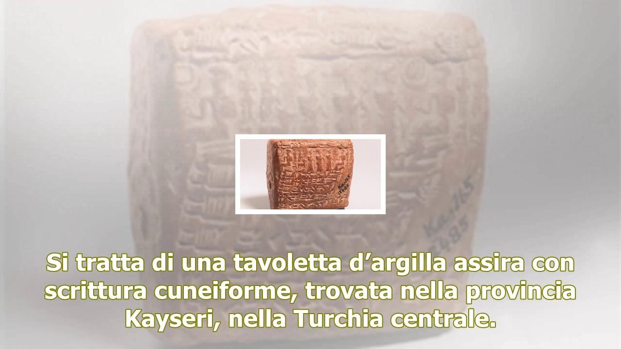 La Fecondazione Artificiale ai tempi degli Assiri.