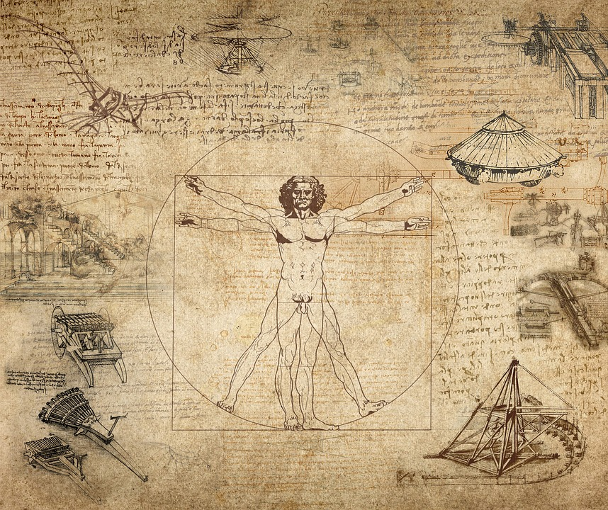 Leonardo da Vinci e la paresi al braccio destro.